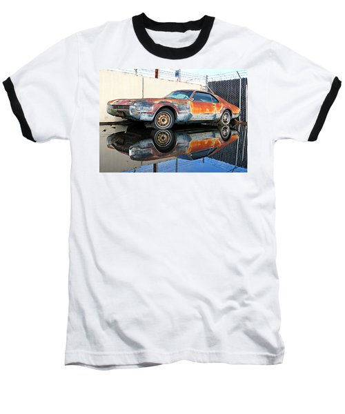 1966 Toronado In Decay  Baseball T-Shirt