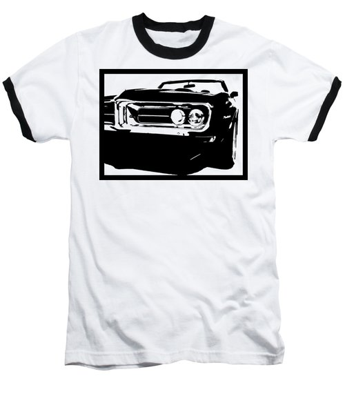 1968 Firebird Tee Baseball T-Shirt