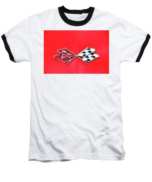1969 Stingray Badge Baseball T-Shirt