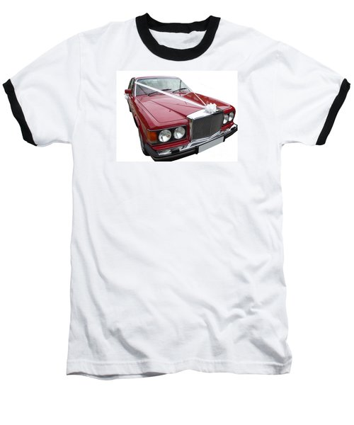 1997 Bentley Turbo R Baseball T-Shirt
