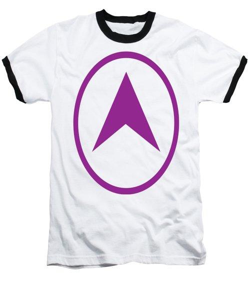 T-shirts Pod Gifts Direction Symbol North Action Indication Navinjoshi Fineartamerica Pixels Baseball T-Shirt