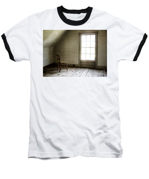 Abandoned   Baseball T-Shirt by Diane Diederich