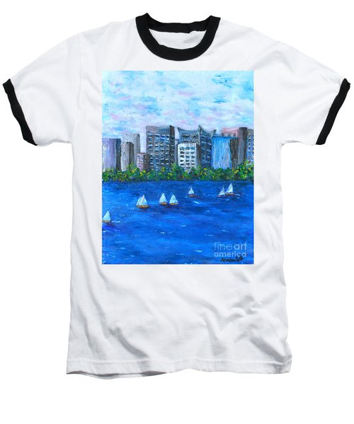 Art Study Baseball T-Shirt