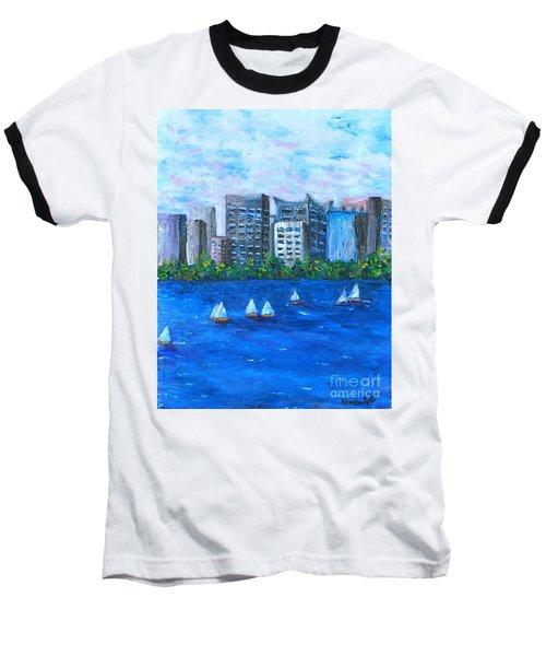 Art Study Baseball T-Shirt