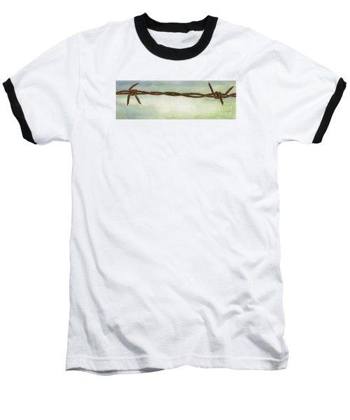 Auschwitz Baseball T-Shirt