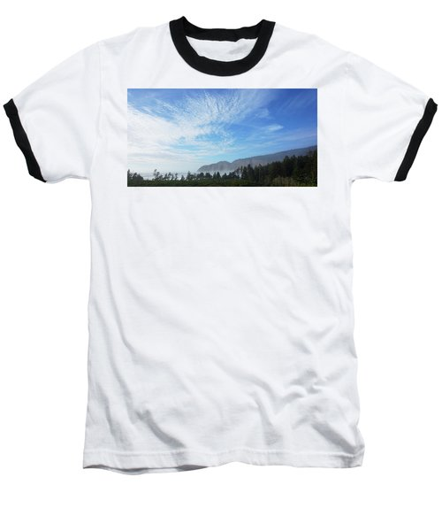 Baseball T-Shirt featuring the photograph Cape Lookout by Angi Parks
