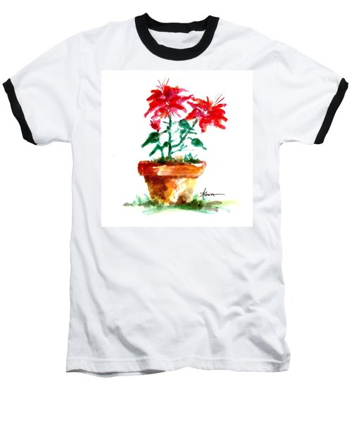 Cracked Pot  Baseball T-Shirt