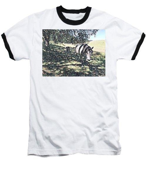 Fat Camp Baseball T-Shirt