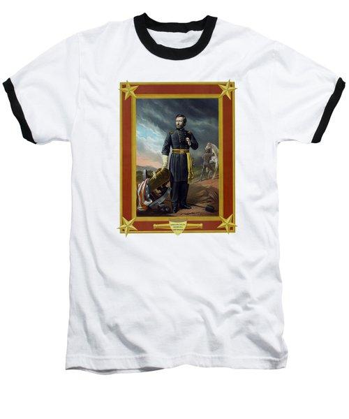 General Us Grant Baseball T-Shirt