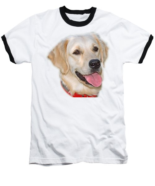Baseball T-Shirt featuring the photograph Golden Retriever by George Atsametakis
