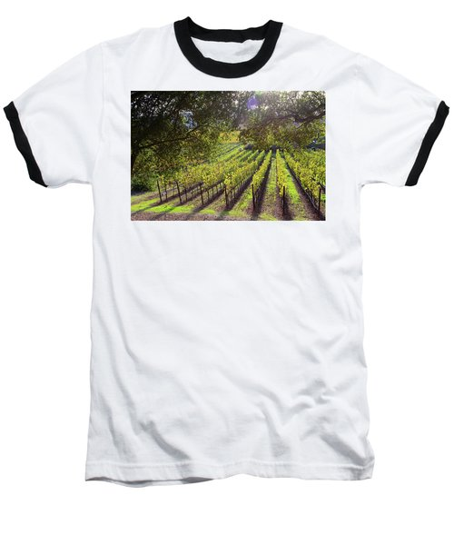 Grapevines In The Fall Baseball T-Shirt