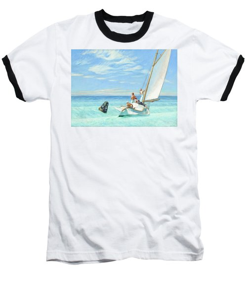 Ground Swell Baseball T-Shirt