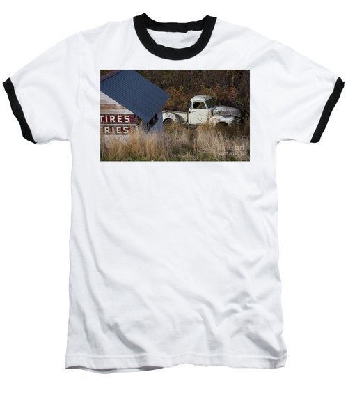 Hiding Baseball T-Shirt