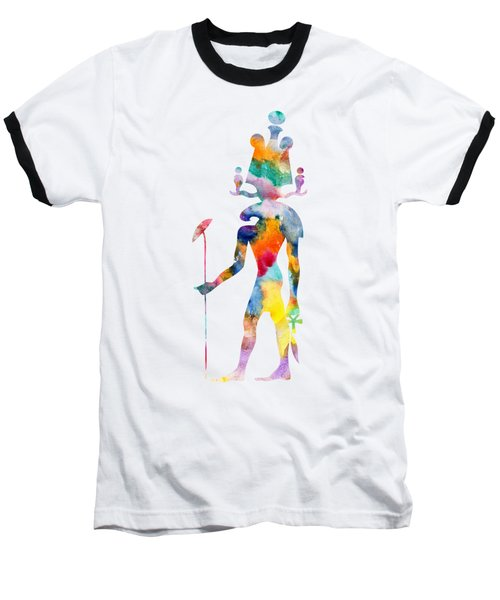 Khensu - God Of Ancient Egypt Baseball T-Shirt