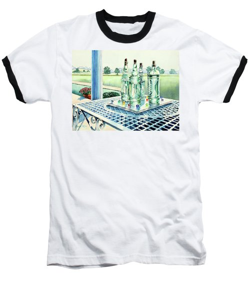 Marbles On Marble Baseball T-Shirt