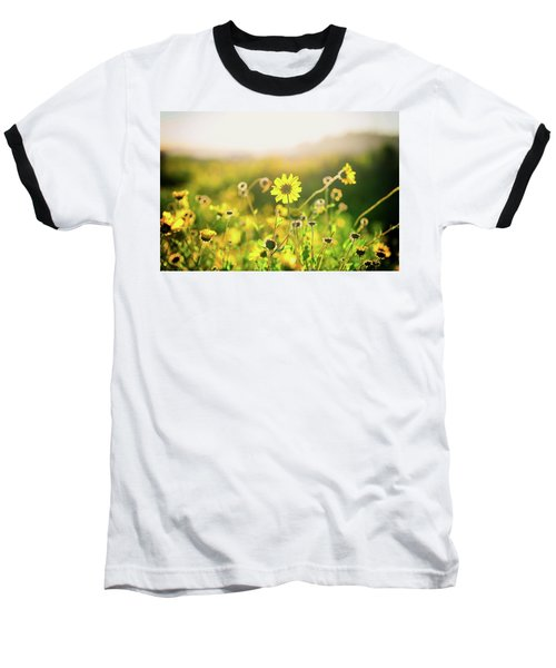 Nature's Smile Series Baseball T-Shirt