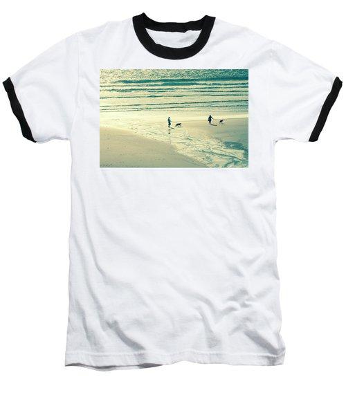 Oceanside Oregon Baseball T-Shirt by Amyn Nasser