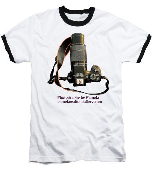 Photography By Pamela Baseball T-Shirt