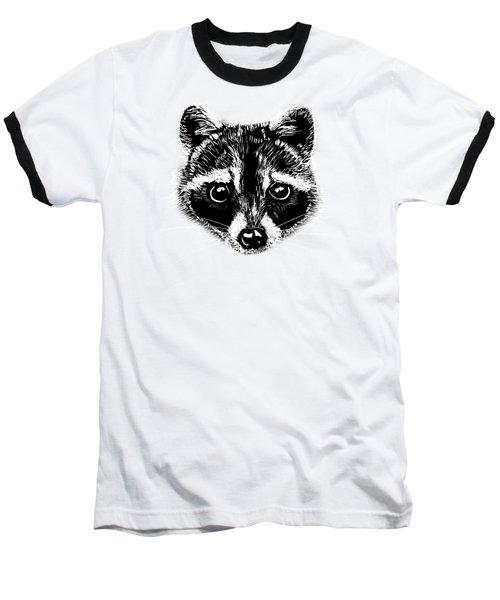 Raccoon Baseball T-Shirt