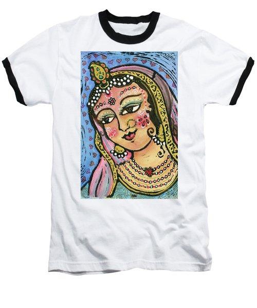 Radha Baseball T-Shirt