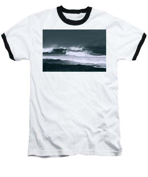 Stormy Seas Baseball T-Shirt
