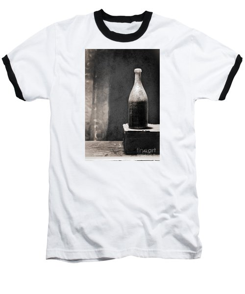 Vintage Beer Bottle Baseball T-Shirt