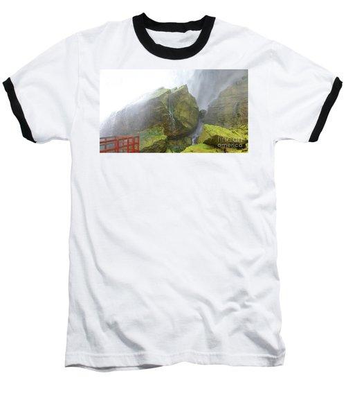 Water Path Baseball T-Shirt