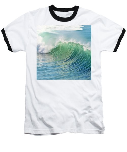Waves Baseball T-Shirt