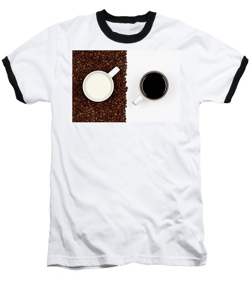 Baseball T-Shirt featuring the photograph Yin And Yang by Gert Lavsen