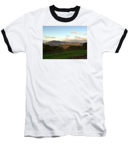 Kevin Blackburn Nature Photography Baseball T-Shirt