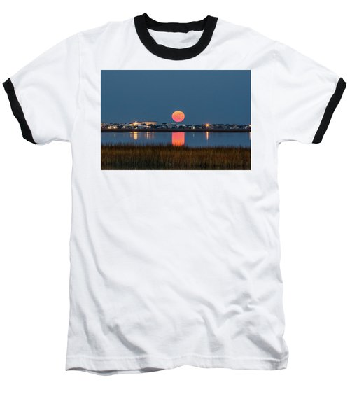 2017 Supermoon Baseball T-Shirt
