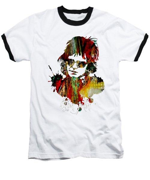 Elton John Collection Baseball T-Shirt