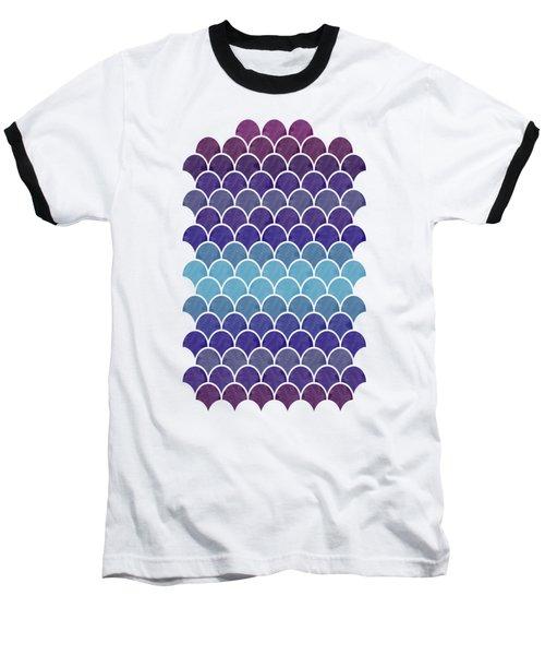 Lovely Pattern Baseball T-Shirt by Amir Faysal