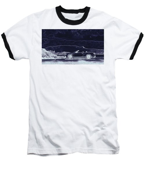 Bentley Continental Gt Baseball T-Shirt