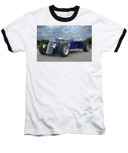 1923 Ford Bucket T Hot Rod Baseball T-Shirt