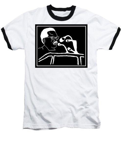 Agostinho Neto Baseball T-Shirt