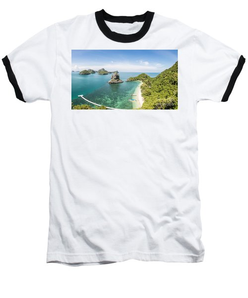 Ang Thong Marine National Park Baseball T-Shirt