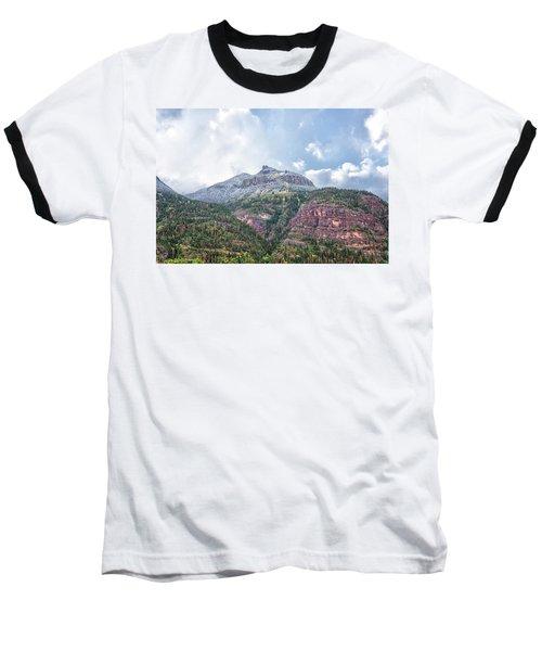 Colorado Fall Foliage 3 Baseball T-Shirt