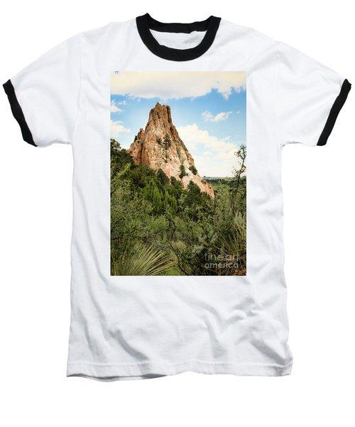 Colorado In Summer Baseball T-Shirt