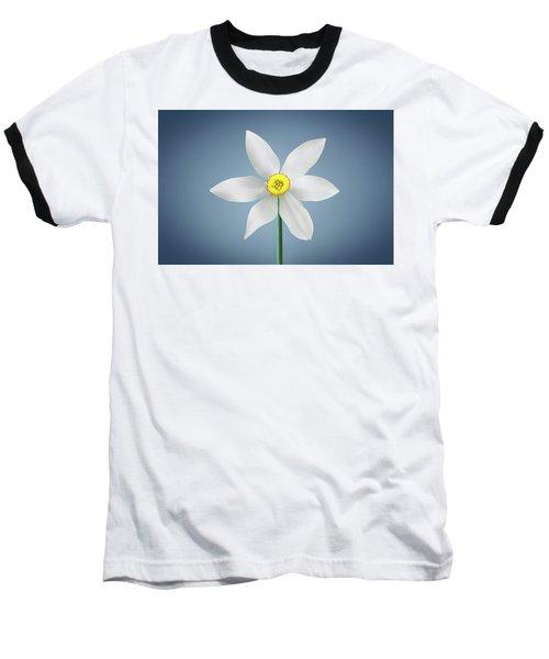 Baseball T-Shirt featuring the photograph Flower Paradise by Bess Hamiti