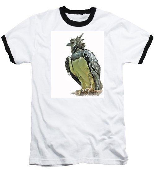 Harpy Eagle Baseball T-Shirt