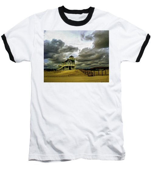 House At The End Of The Road Baseball T-Shirt