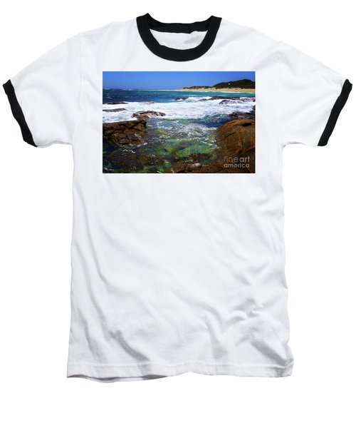 Mouth Of Margaret River Beach II Baseball T-Shirt