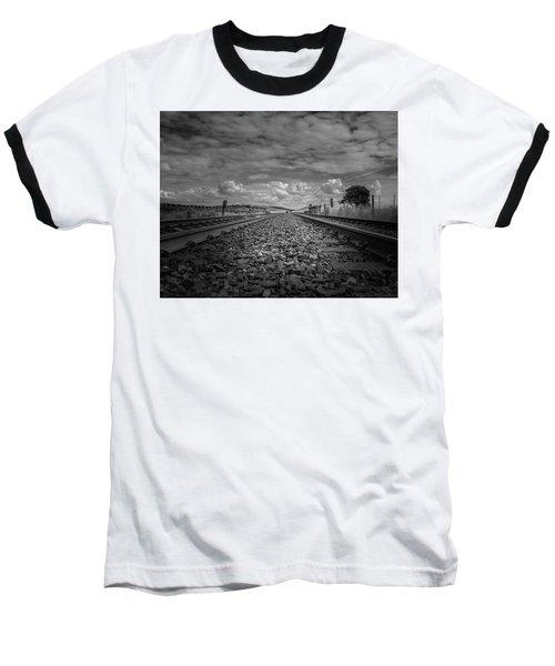Plumpton Viaduct Baseball T-Shirt
