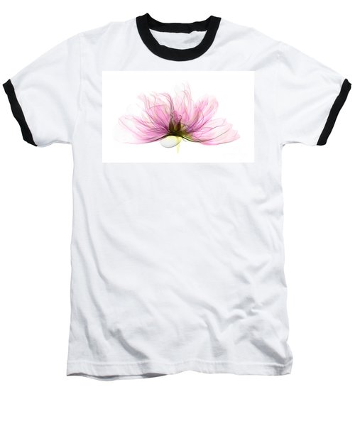 X-ray Of Peony Flower Baseball T-Shirt