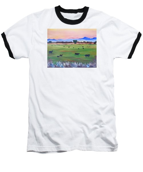 #30 Waking Up Baseball T-Shirt