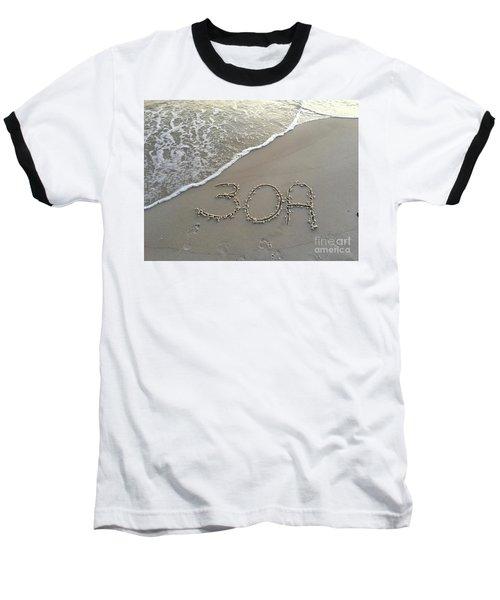 30a Beach Baseball T-Shirt