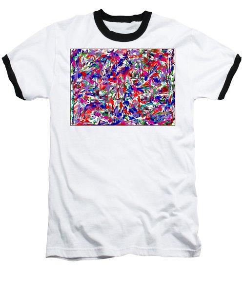 B T Y L Baseball T-Shirt