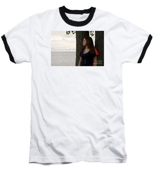 3410v2 Baseball T-Shirt by Mark J Seefeldt
