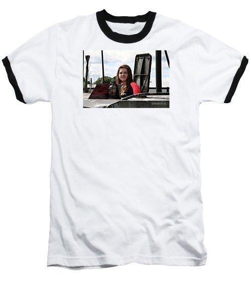 3597 Baseball T-Shirt by Mark J Seefeldt